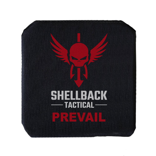 SHELLBACK TACTICAL - PREVAIL SERIES LEVEL IV 6 x 6 HARD ARMOR (MODEL 1155SP) STAND ALONE PLATE
