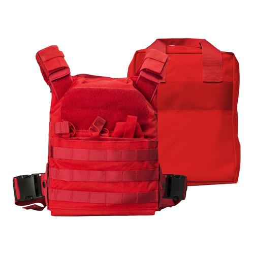 Shellback Tactical Defender Active Shooter Nylon Kit Red