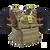 Shellback Tactical Banshee Active Shooter Kit with Level IV 1155 Plates Ranger Green