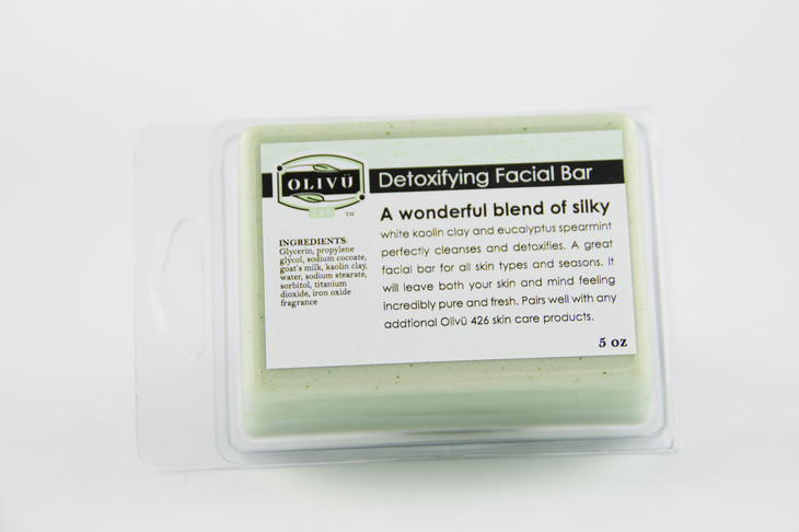 Detoxifying Facial Bar
