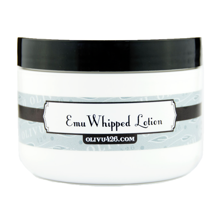 Whipped Emu Lotion