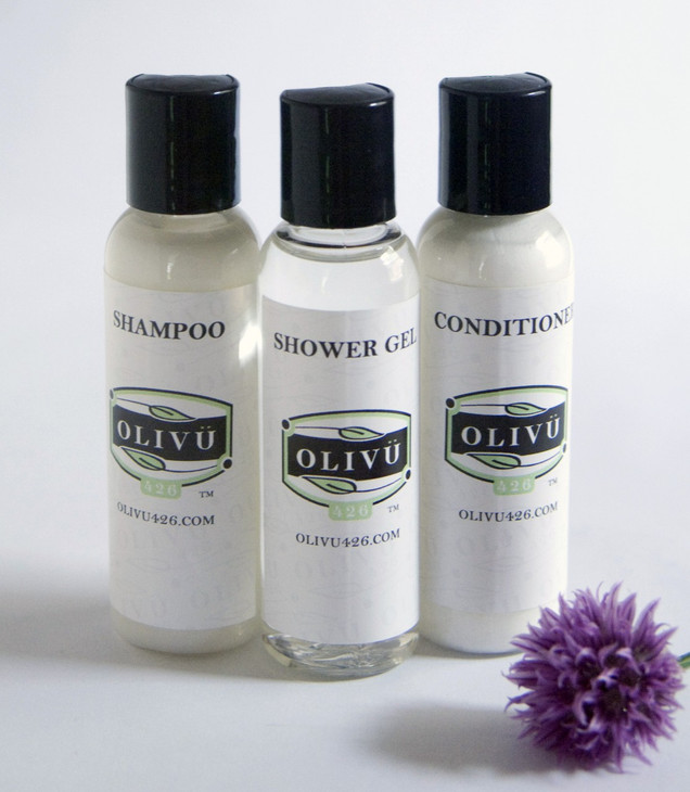 Purchase as part of our Travel Shower Set for $15!