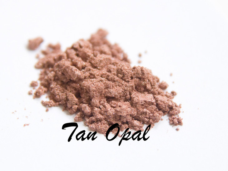 WE LOVE TAN OPAL! What more can we say? Staple color, best seller, most often included in blends. Sure not to dissapoint.