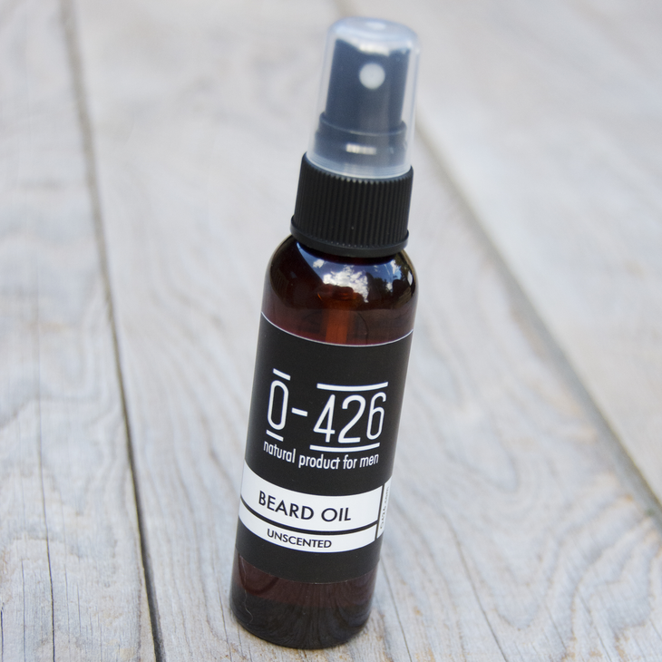 Blackbird Beard Oil