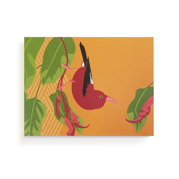 """NATIVE HAWAIIAN BIRDS & PLANTS"" SERIES B"