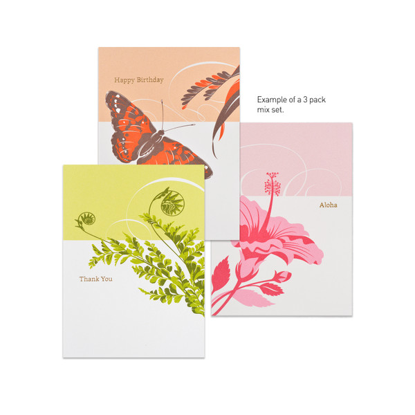 Mini-Greeting Cards – 3 Pack