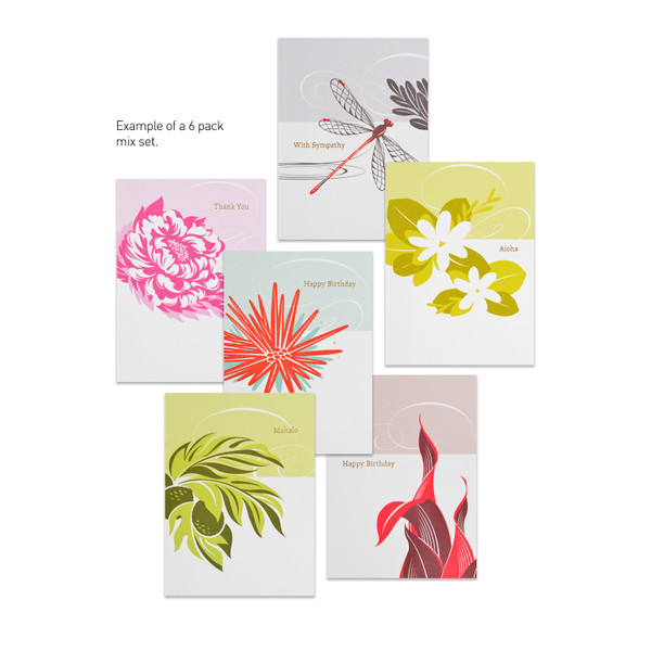 Mini-Greeting Cards – 6 Pack