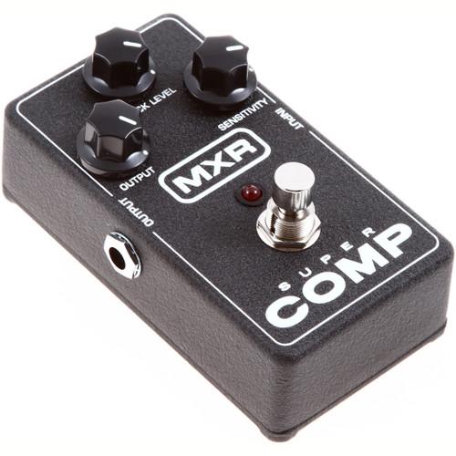 MXR M132 Super Comp Compressor Effects Pedal (M132)