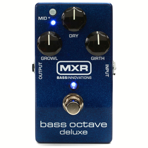 MXR M288 Bass Octave Deluxe Pedal (MXR-M288)