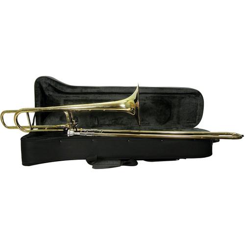Mirage TT61 Deluxe Bb Slide Trombone With Case - Student B Flat Tenor