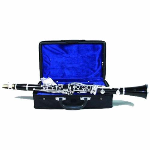 Mirage HU2002 Student Bb Clarinet With Case (HU2002)