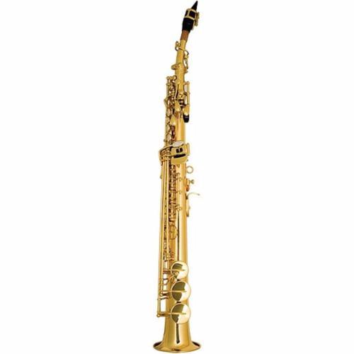 Palatino Student Bb Soprano Saxophone With Case (WI-818-S)