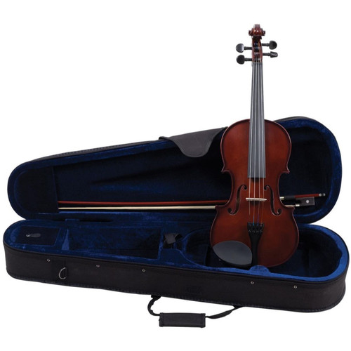 Palatino VN-450 Hand Carved Allegro Violin Outfit, 1/4 Size