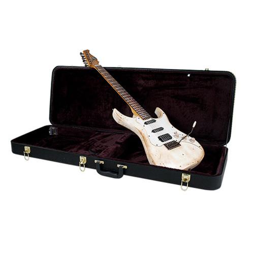 Guardian CG-020-E Hardshell Case for Electric Guitar, Black