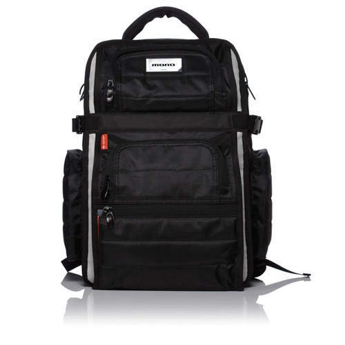 Mono EFX Series EFX-FLY FlyBy Modular Pack with Break-Away Laptop Case, Jet Black (EFX-FLY-BLK)