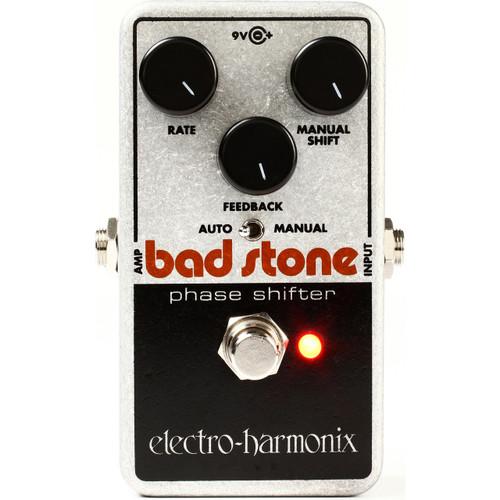 Electro-Harmonix BAD STONE Phase Shifter Effects Pedal