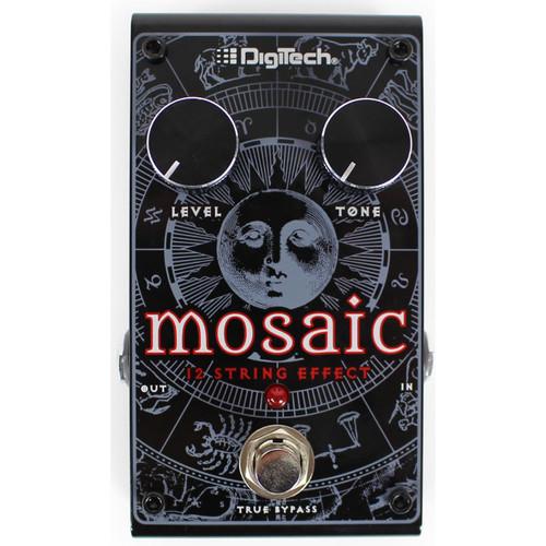 DigiTech MOSAIC Polyphonic 12-String Guitar Effects Pedal