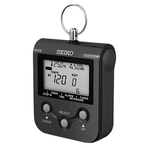Seiko DM90 Compact Metronome, Black (DM90B)