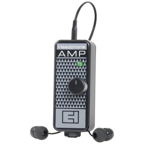 Electro-Harmonix HEADAMP Personal Practice Headphone Amplifier