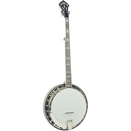 Recording King RK-ELITE-75 5-String Elite Banjo (RK-ELITE-75)