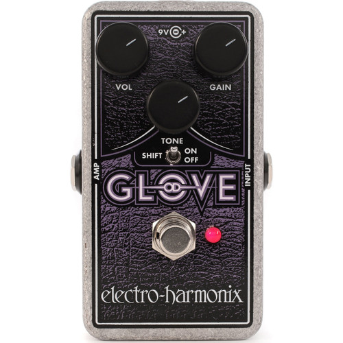 Electro-Harmonix OD GLOVE Nano MOSFET Overdrive/Distortion Effects Pedal