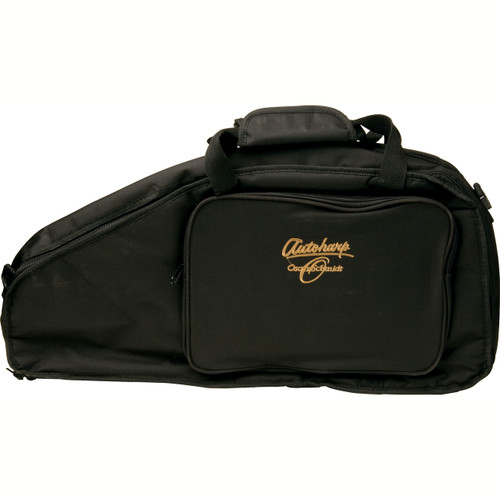 Oscar Schmidt AC445 Padded Nylon Gig Bag for Autoharps