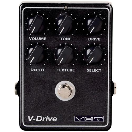 VHT AV-VD1 V-Drive Overdrive Gutiar Effects Pedal