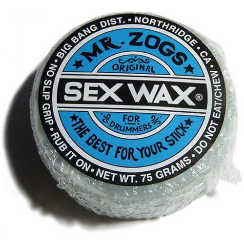 Mr. Zog's SEX WAX Drumstick Grip Wax for Drummers