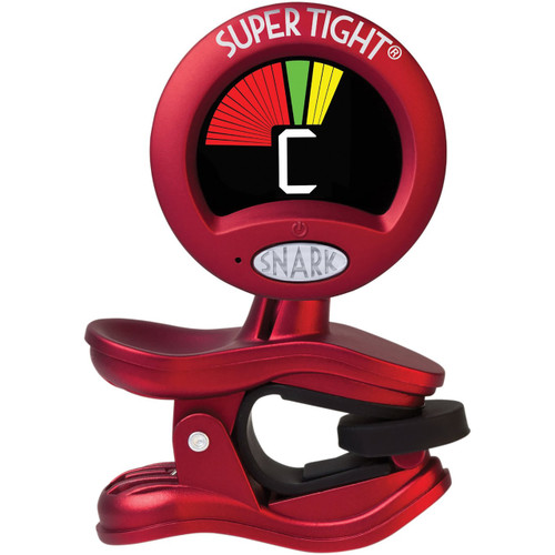 Snark ST-2 Super Tight Clip-On Chromatic Tuner and Metronome for All Instruments (ST2)