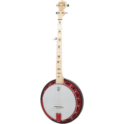 Deering Goodtime Two Zombie Killer 5-String Resonator Banjo