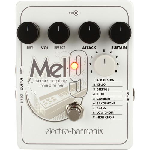 Electro-Harmonix MEL9 Tape Relay Machine Effects Pedal