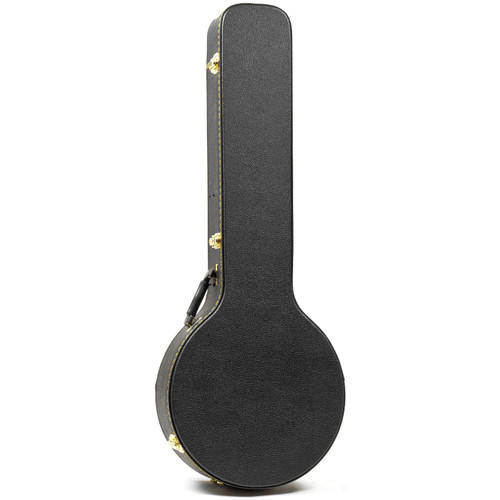 Guardian CG-020-JO Hardshell Case for 5-String Open Back Banjo, Black