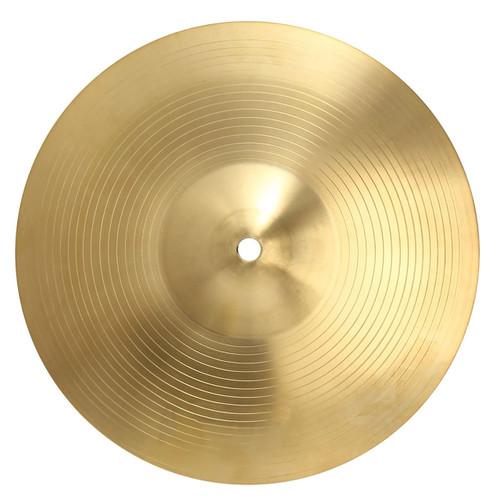 "GP Percussion C218 Single Brass Cymbal, 18"" Inch"