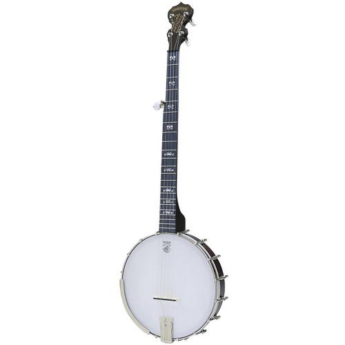Deering Artisan Goodtime 5-String Openback Banjo, GDT-AG