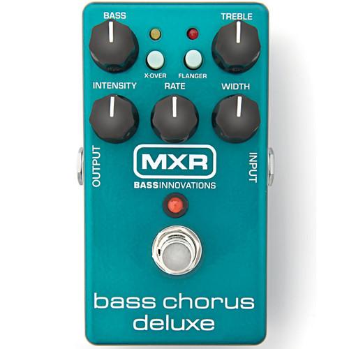 MXR Bass Innovations M83 Bass Chorus Deluxe - Bass Guitar Chorus Effects Pedal
