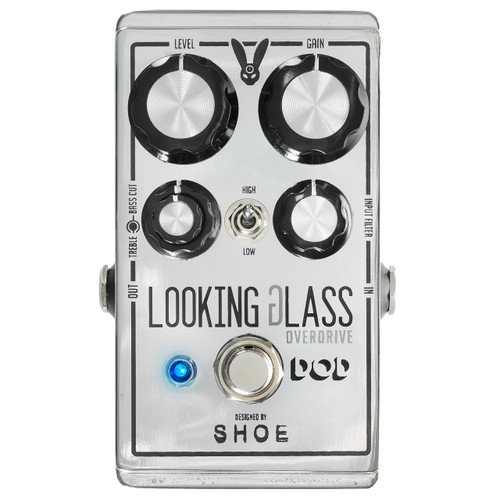 DigiTech DOD Looking Glass Boost/OD Overdrive Guitar Effects Pedal, DOD-LOOKINGGLASS
