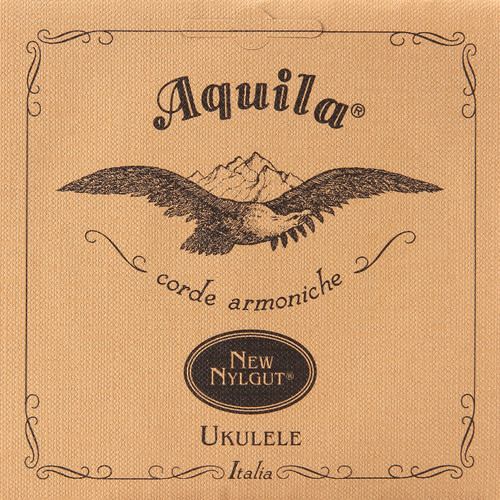 Aquila 42U New Nylgut Banjo Ukulele Strings, High G