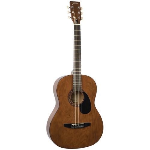 Johnson JG-100-WL Student Acoustic Guitar, Walnut