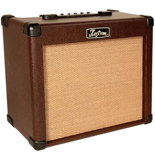 Kustom Sienna Pro Series 30-Watt Acoustic Guitar Amplifier