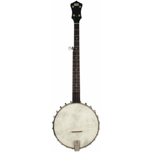 Recording King RK-OT25-BR Madison Old Time 5-String Open Back Banjo (RK-OT25-BR)