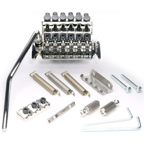 Floyd Rose FRTS4000R2 Special Series Tremolo System with R2 Nut, Nickel