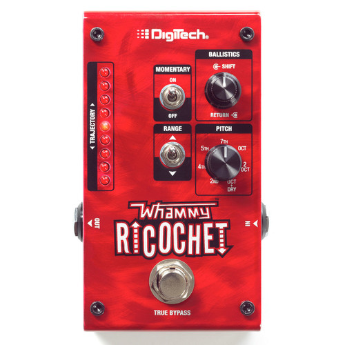 Digitech Whammy Ricochet Pitch Shift Compact Guitar Effects Pedal