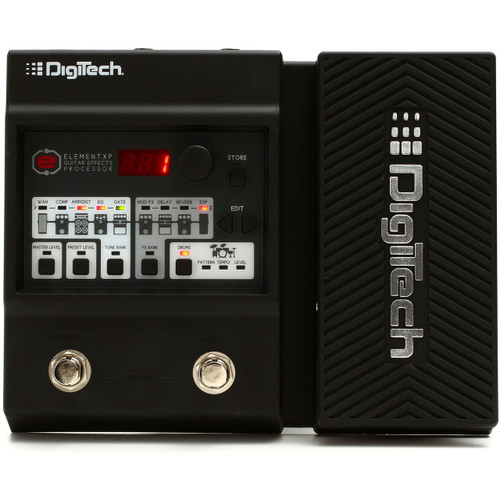 DigiTech ELMTXP Element XP Guitar Multi-Effects Processor with Expression Pedal