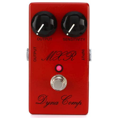 MXR CSP102SL Script Dyna Comp Compressor Guitar Effects Pedal (MXR-CSP102SL)