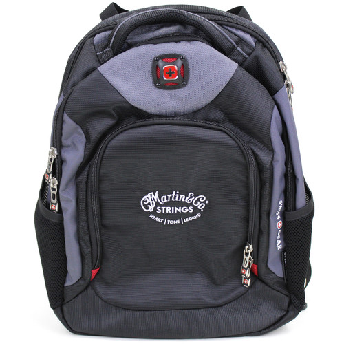 "Swiss Gear & Martin Strings Courier DX Backpack for 16"" Laptop (40MSP0093)"