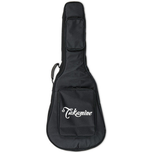 Takamine GB-S Heavy-Duty Padded Gig Bag for Classical, New Yorker, and FXC Acoustic Guitars