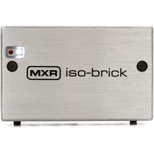 Dunlop MXR M238 Iso-Brick Power Supply, 10 Variable Outputs