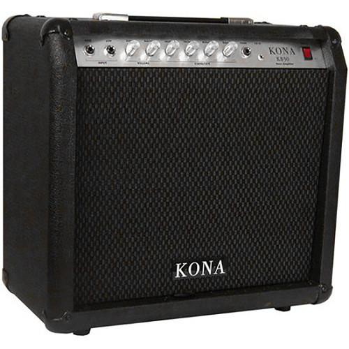 Kona KB30 Bass Guitar & Keyboard 30-Watt Amplifier