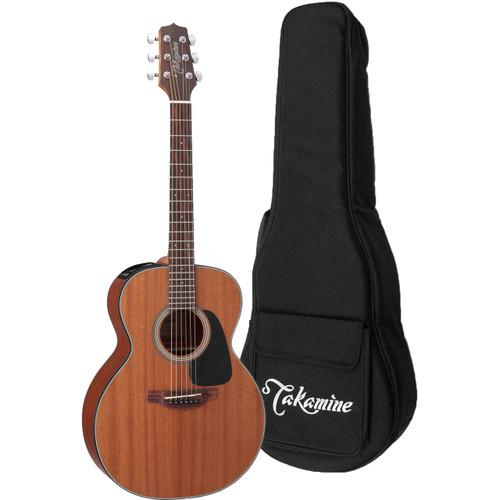 Takamine GX11ME-NS Taka-Mini 3/4 Size NEX Acoustic Electric Guitar