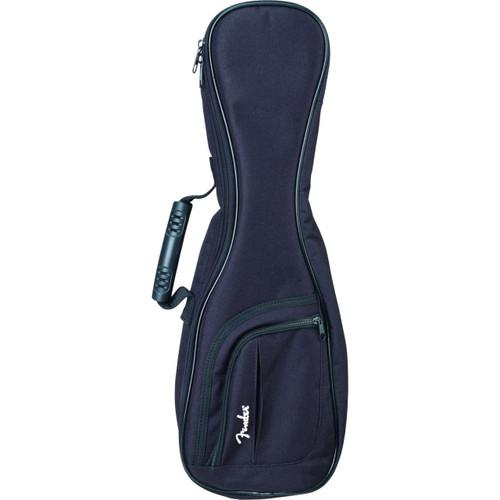 Fender Urban Series Gig Bag for Soprano Ukulele, Black (099-1543-006)